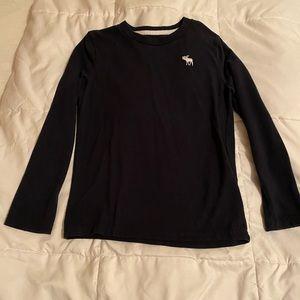 Abercrombie boy's long sleeve shirt